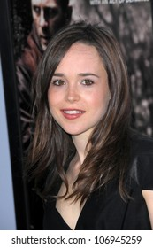 Ellen Page  at the 2008 AFI Film Festival Screening of 'Defiance'. Arclight Theater, Hollywood, CA. 11-09-08