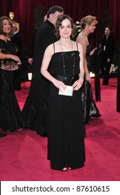 Ellen Page at the 80th Annual Academy Awards at the Kodak Theatre, Hollywood, CA. February 24, 2008 Los Angeles, CA Picture: Paul Smith / Featureflash