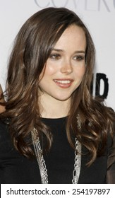 """Ellen Page at the Los Angeles Premiere of """"Whip It"""" held at the Grauman's Chinese Theater in Hollywood, California, United States on September 29, 2009."""