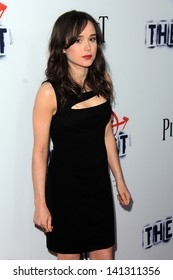 """Ellen Page at """"The East"""" Los Angeles Premiere, Arclight, Hollywood, CA 05-28-13"""