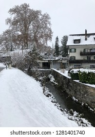 Ellikon an der Thur is a municipality in the district of Winterthur in the canton of Zürich in Switzerland.
