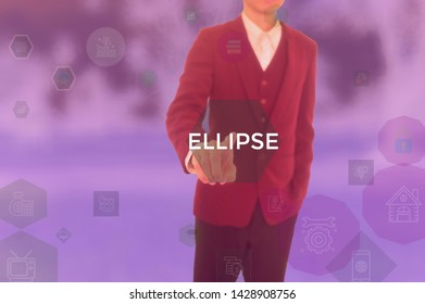 ELLIPSE - technology and business concept
