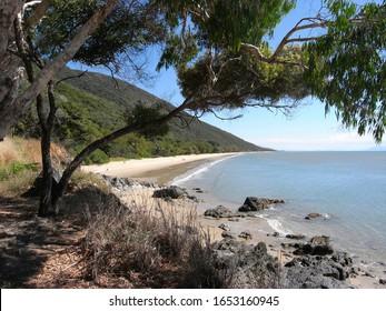Ellis Beach in Ellis Bay in northern Queensland Australia