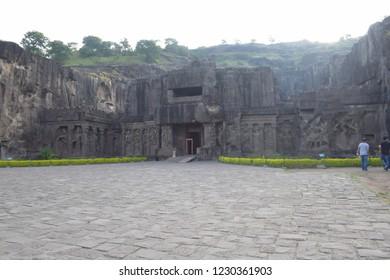 Ellora cave, INDIA