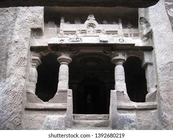 The Ellora Cave Temples, a UNESCO World Heritage Site in India