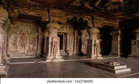 Ellora Caves, Aurangabad, India, May 2017