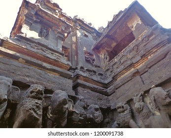 Ellora Caves/ UNESCO World Heritage Site-Maharashtra/India