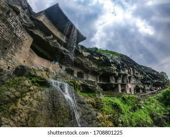 Ellora is a UNESCO World Heritage Site located in the Aurangabad district of Maharashtra. It is one of the largest rock-cut monastery-temple cave complexes in the world, featuring Hindu, Buddhist.