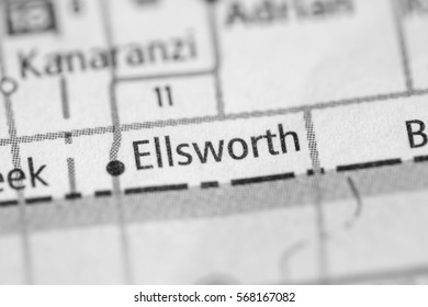 Ellsworth. Minnesota. USA