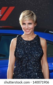 """Elsa Pataky at the """"Fast And Furious 6"""" Los Angeles Premiere, Gibson Amphitheatre, Universal City, CA  05-21-13"""