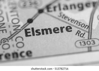 Elsmere. Kentucky. USA