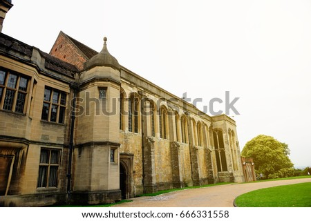 eltham palace art deco house london stock photo edit now 666331558