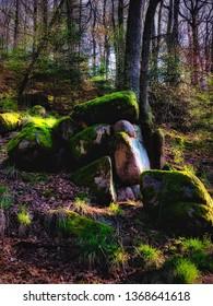 The Elven Place- Alsace