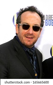 Elvis Costello at No Direction Home Bob Dylan DVD Premiere, The Ziegfeld Theatre, New York, NY, September 19, 2005