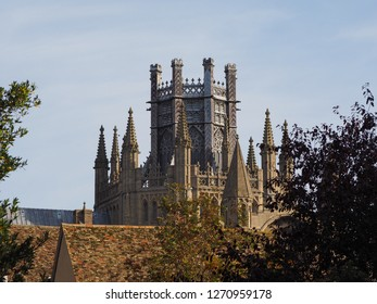 Ely Cathedral (formerly church of St Etheldreda and St Peter and Church of the Holy and Undivided Trinity) in Ely, UK