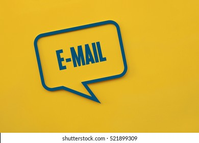 E-Mail, Technology Concept