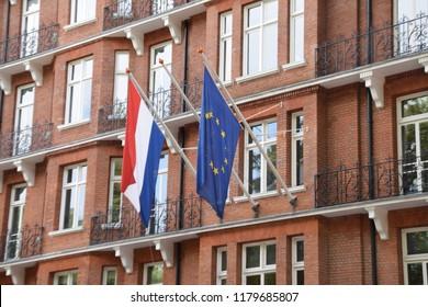 Embassy of the Netherlands, Kensington, London, United Kingdom [World Travel]