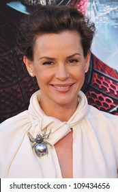"Embeth Davidtz at the world premiere of her movie ""The Amazing Spider-Man"" at Regency Village Theatre, Westwood. June 29, 2012  Los Angeles, CA Picture: Paul Smith / Featureflash"