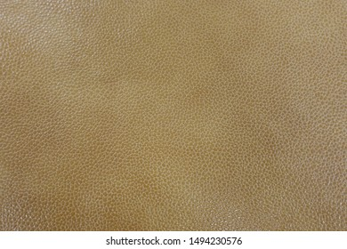 Embossed Tan Brown Leather Background