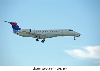 Embraer ERJ 135 regional jet