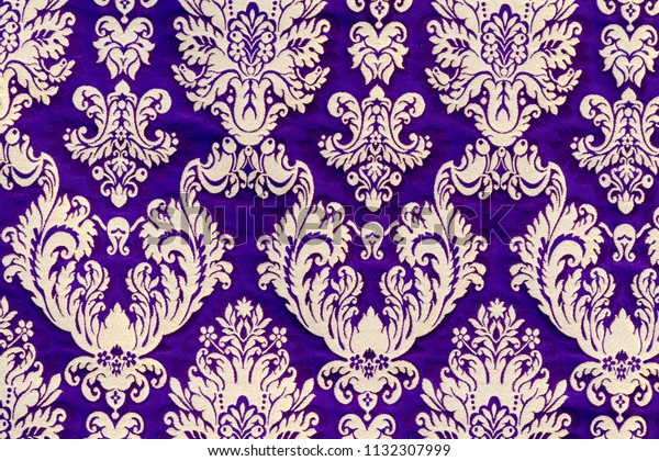 Embroidered Cloth On Altar Catholic Church Stock Photo (Edit Now