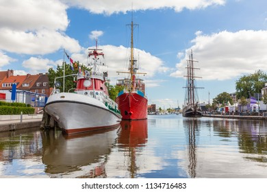 emden city lower saxony germany