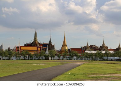 Emerald Buddha Temple is the most sacred Buddhist temple, a potent religion-political symbol and the palladium of Thai society.