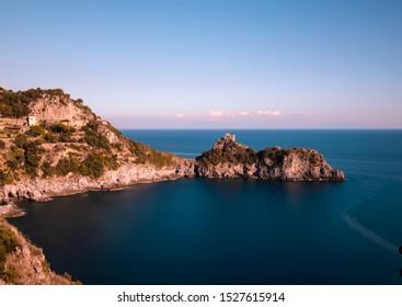 Emerald cave, a small jewel of the Amalfi coast