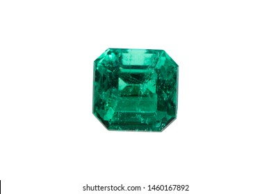 emerald crystals natural gemstone for jewelry , stone high quality