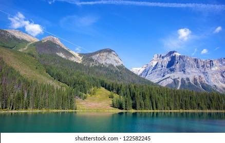 Emerald Lake Banff National Park Canada