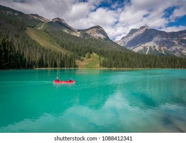 Emerald Lake Kayaking