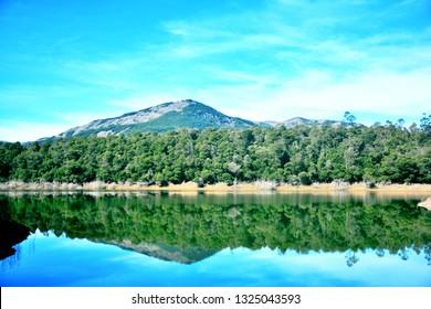 Emerald lake at Ooty