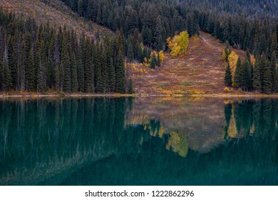 Emerald Lake at Yoho National Park, BC