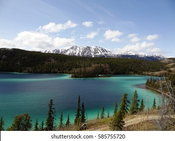 Emerald Lake, Yukon, Skagway, Alaska