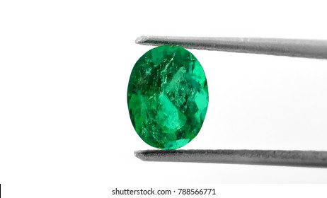 emerald oval, crystal jade gemstone