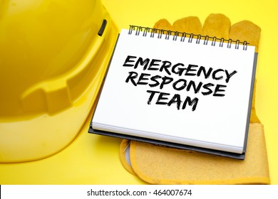 Emergency Response Team. Safety & Health at Workplace Concepts.