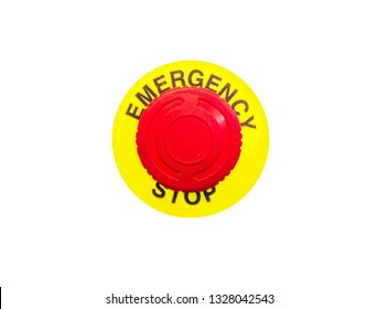 Emergency stop button, Disaster protection