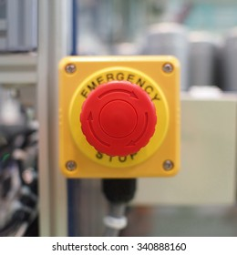 emergency stop button-turn