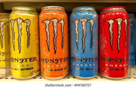 Monster Energy Drink Images, Stock Photos & Vectors | Shutterstock