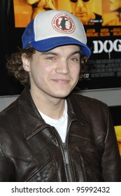 """EMILE HIRSCH at the world premiere of his new movie """"Alpha Dog"""" at the Arclight Theatre, Hollywood. January 3, 2007  Los Angeles, CA Picture: Paul Smith / Featureflash"""