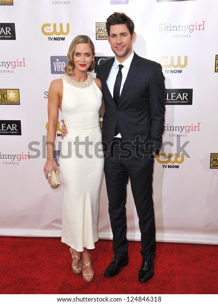 Emily Blunt Husband