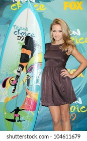 Emily Osment in the press room at Teen Choice Awards 2009. Gibson Amphitheatre, Universal City, CA. 08-09-09