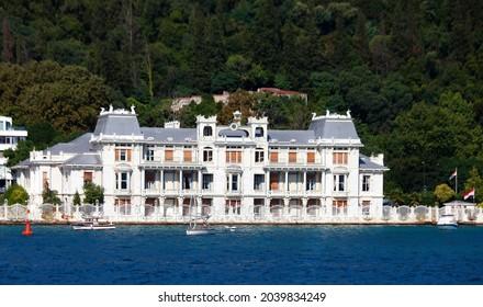 Emine Valide Pasha Mansion Istanbul City