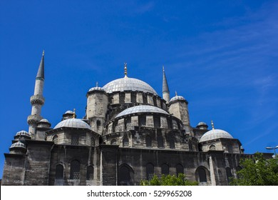 Eminonu New Mosque istanbul, turkey