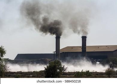 Emission factory