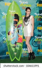 Emma Roberts  in the press room at Teen Choice Awards 2009. Gibson Amphitheatre, Universal City, CA. 08-09-09