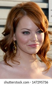 Emma Stone 10th Annual Young Hollywood Awards   Presented by Hollywood Life Magazine Avalon Los Angeles,  CA April 27, 2008
