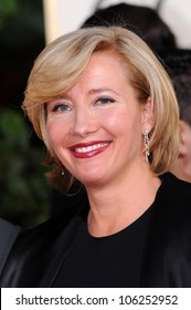 Emma Thompson at the 66th Annual Golden Globe Awards. Beverly Hilton Hotel, Beverly Hills, CA. 01-11-09