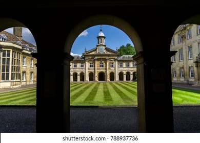 Emmanuel College of Cambridge University, UK