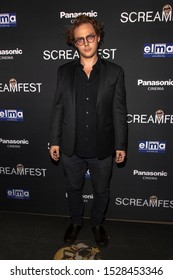 """Emmet Dotan attends 19th Annual Horror Film Festival – ScreamFest - Opening Night """"Eat, Brains, Love"""" Los Angeles Premiere at TLC Chinese Theatre, Hollywood, CA on October 8, 2019"""